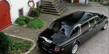 Rolls-Royce Phanto Limusina