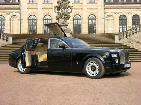 Rolls-Royce Phantom EDAG