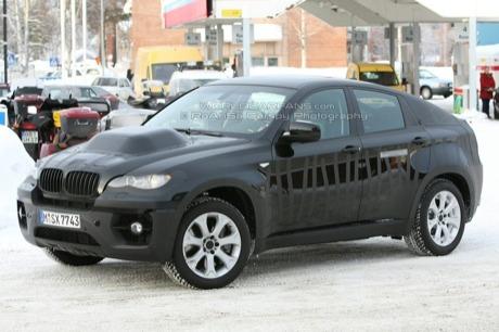 BMW X6 híbrido