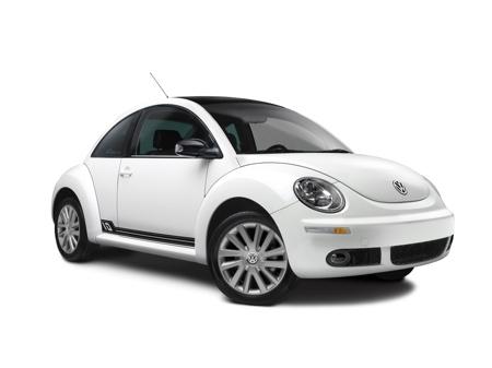 Volkolkswagen Beetle 10 años