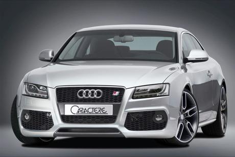 Audi A5 Caractere