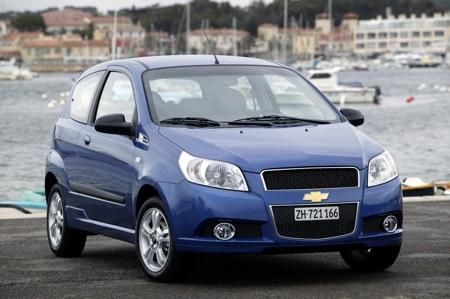 Chevrolet Aveo 3p