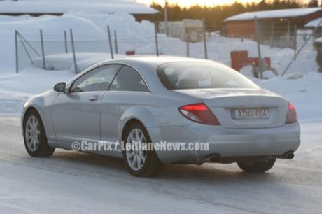 Mercedes CL híbrido