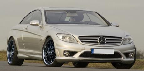Mercedes CL65 AMG Vath