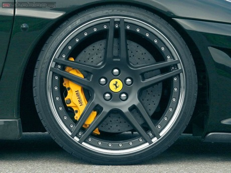 Novitec Ferrari F430 Spider Bi-Compresor