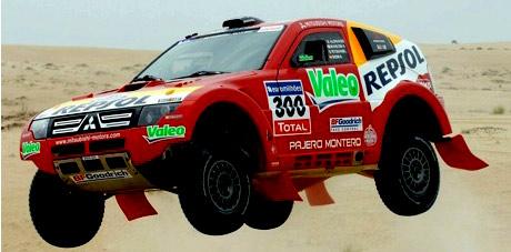 Dakar Rally 2009