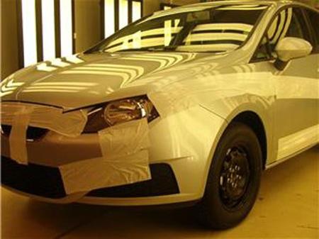 Fotos espía del nuevo SEAT Ibiza 5 puertas