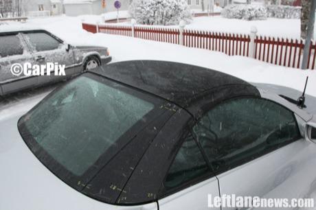 Así es el techo de cristal del Mercedes SLK