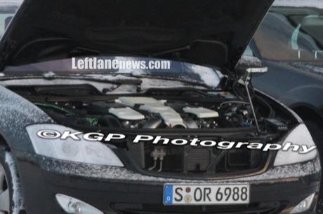 Mercedes S400 híbrido