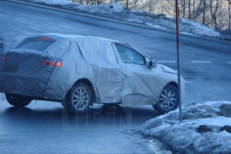 Fotos espía de la nueva generación del Renault Mégane