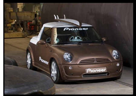 Mini Pick-up por Pioneer