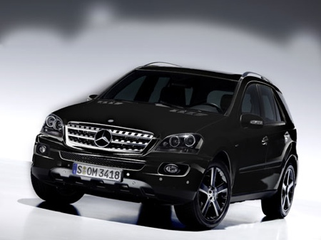 Mercedes ML Edition 10