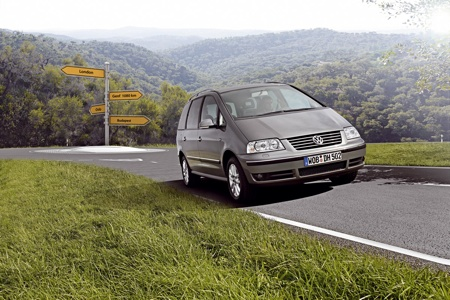 Volkswagen Sharan Bluemotion