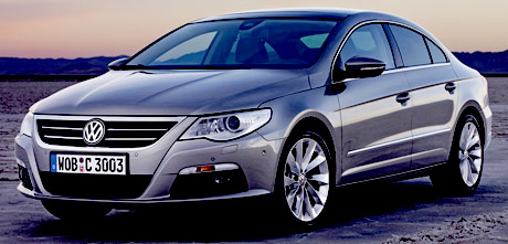 Volkswagen Passat CC USA