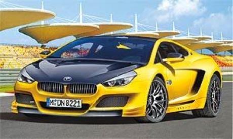 BMW Twin Turbo V10