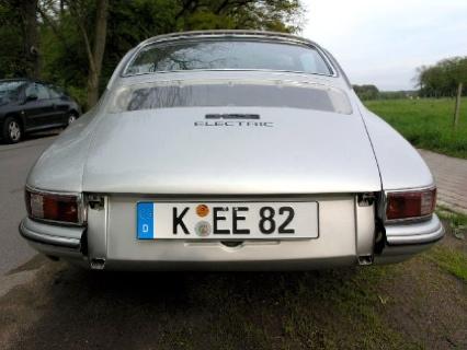 Porsche 912 Electrico