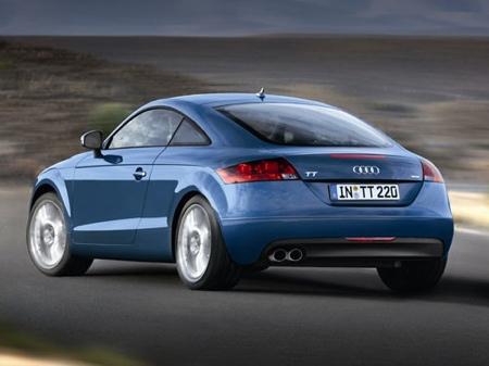 Audi TT TFSI Quattro
