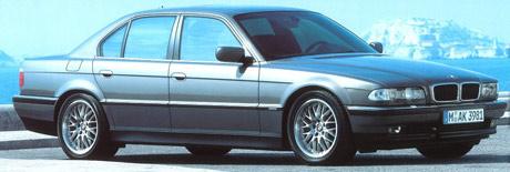 BMW V8 Diésel
