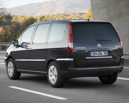Citroën C8 2008