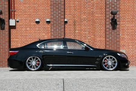 Lexus LS Job Design