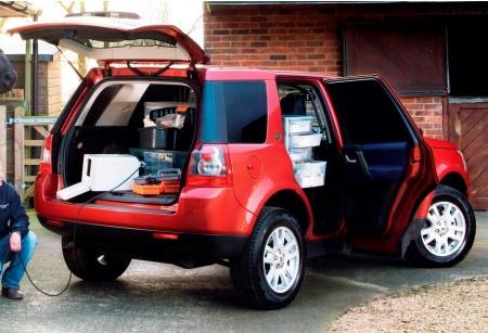 Land Rover Freelander 2 Van