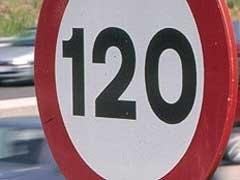 Límite 120 Km/h