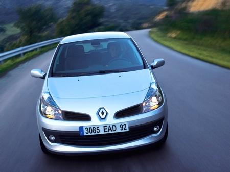 Renault Clio Bioetanol