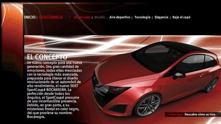 SEAT SportCoupé Bocanegra