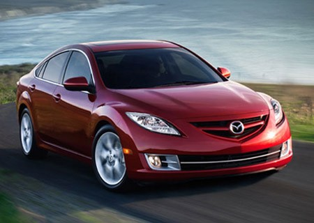 Mazda6 americano