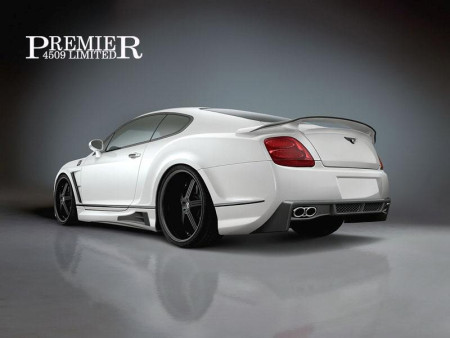 Bentley Continental GT por Premier4509