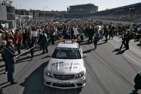 DTM Safety Car: no otro sino... el nuevo Mercedes C63 AMG