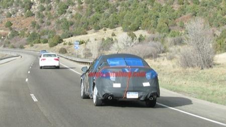 Mazda3 espía