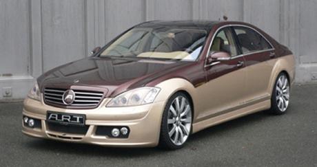 A.R.T. Mercedes Clase S