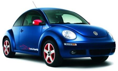Volkswagen Beetle Hot Wheels
