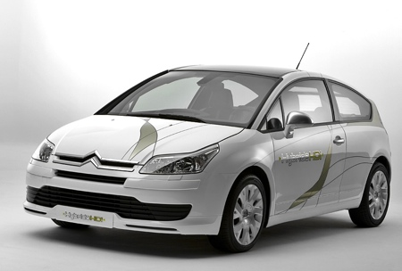 Citroën C4 Hybride