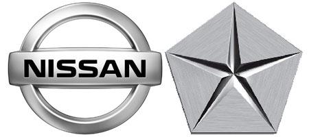 Chrysler y Nissan