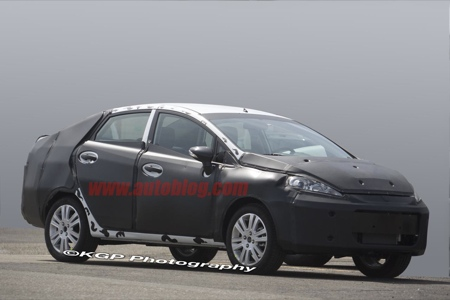 Ford Fiesta Sedán