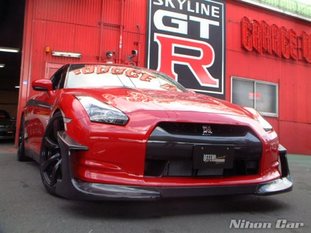 Nissan GT-R por Garage Defend