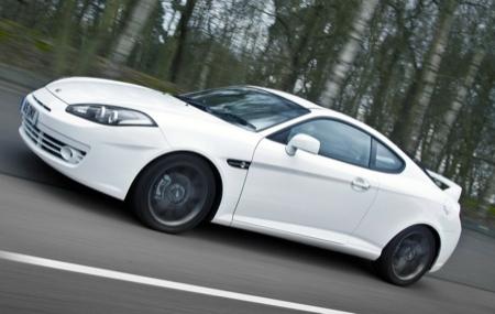 Hyundai Coupé TSIII