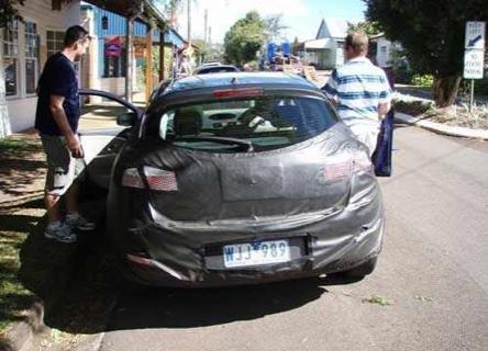 Renault Mégane / Renault Laguna Coupé