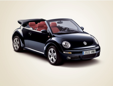 Volkswagen New Beetle Cabrio Red Edition