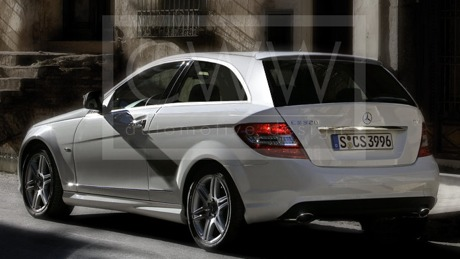 Mercedes Clase C Shooting Brake