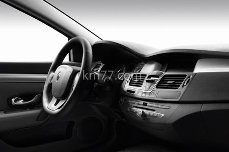 Renault Laguna Coupé, primeras fotos oficiales