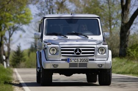 Mercedes Clase G 2008