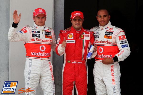 pilotos clasificatoria