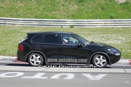 Porsche baby Cayenne