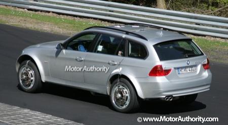 BMW X3 mula