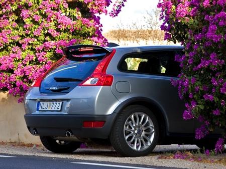 Llega a España el Volvo C30 D5 manual
