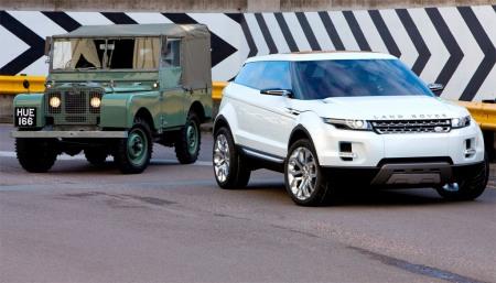 Land Rover 60