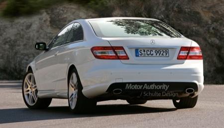 Mercedes CLK 2009